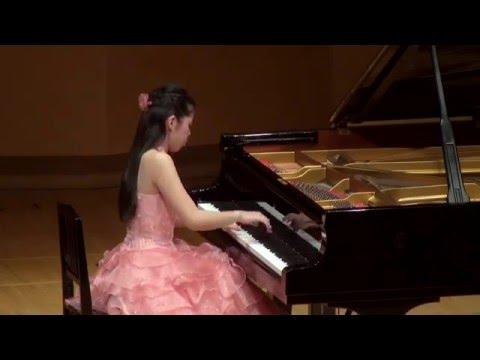 第39回入賞者記念コンサート G級【銀賞】太田 糸音/ショパン:バラード 第4番 ヘ短調 Op.52