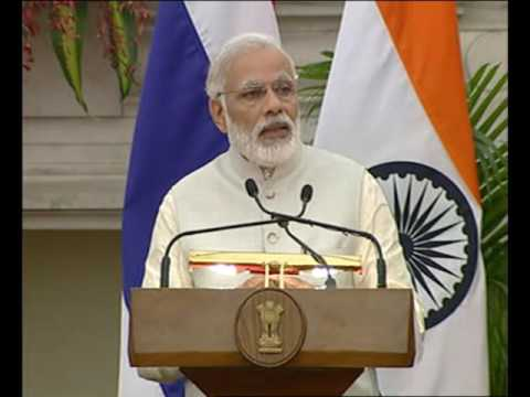 PM Modi's address at the Joint Press Statement in New Delhi