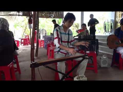 Boldenthor Mekong Delta: ancient string instrument