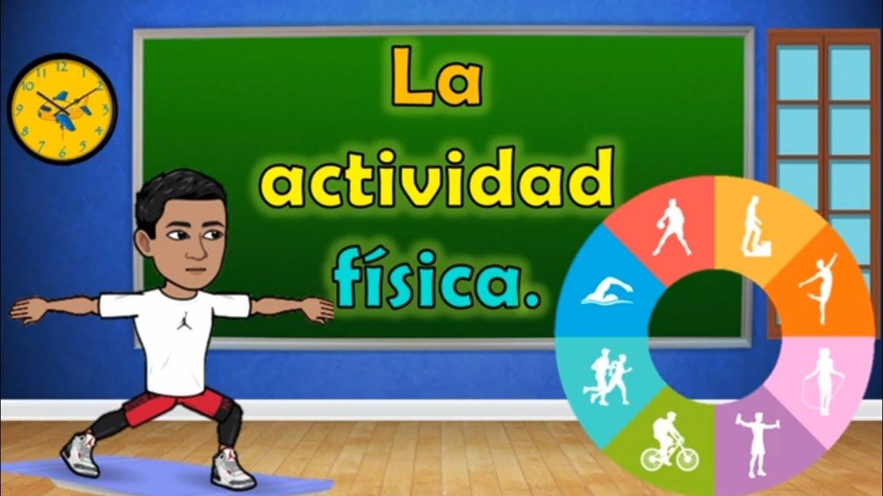 Download La actividad física