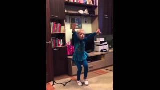 Очень красивый танец девочки 6 лет хип-хоп
