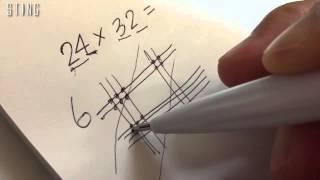 掛け算の裏技 思考停止状態でも計算が出来る裏技 Tricks that calculati...