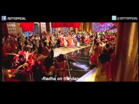 O radha teri chunari full video song with english subtitles