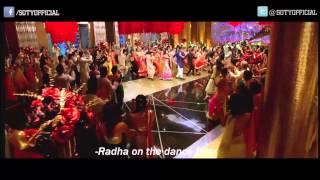 O radha teri chunari full video song with english subtitles