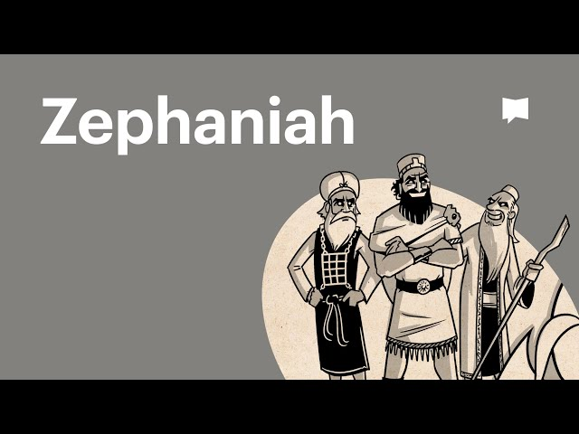 Overview: Zephaniah
