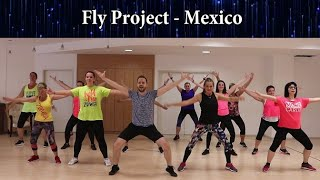 Fly Project - Mexico - Zumba Dance Fitness