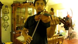 "(Violin Cover) Meditation aus ""Thais"" by Jules Massenet"