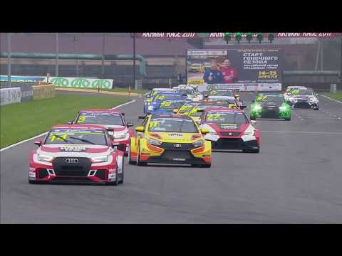 RCRS 1 Stage 2018. Touring/TCR Russia. Race 1 | СМП РСКГ 2018. 1-й этап. Туринг. Гонка 1