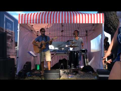 Fall At Your Feet - Crowded House - Acoustic Duo (Tell Your Friends NZ)