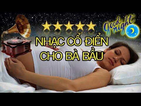 Nhạc cổ điển cho bà bầu buổi tối Mẹ ngủ ngon Bé thông minh [GiupMe.com]