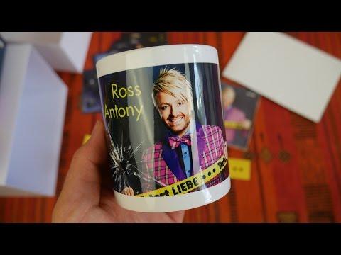 ROSS ANTONY - TATORT LIEBE (Ltd.Fan-Box Edition) UNBOXING