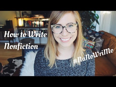 Видео Writing a creative nonfiction memoir