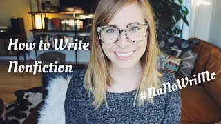 Writing Creative Nonfiction!   NaNoWriMo
