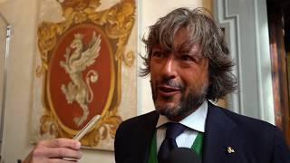 Presentazione Barton Rugby Perugia 2018-2019 - Il presidente Alessio Fioroni