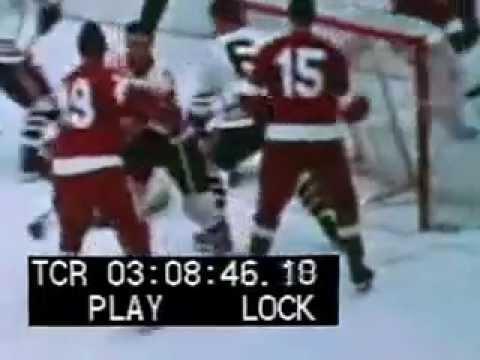 1961 Stanley Cup Finals - clip 1088