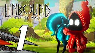 Unbound: Worlds Apart - Gameplay Walkthrough Part 1 (PC)