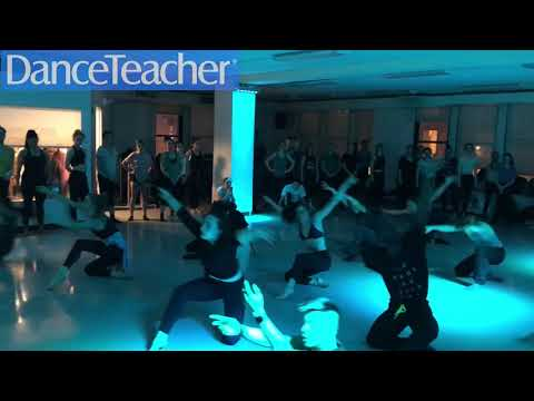 Stacey Tookey Teaches Contemporary at Broadway Dance Center
