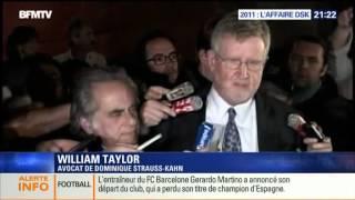 BFMTV Flashback: Arrestation de Dominique Strauss-Kahn pour agression sexuelle - 17/05/14