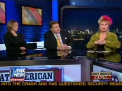 Victoria Jackson Steals The  Hannity