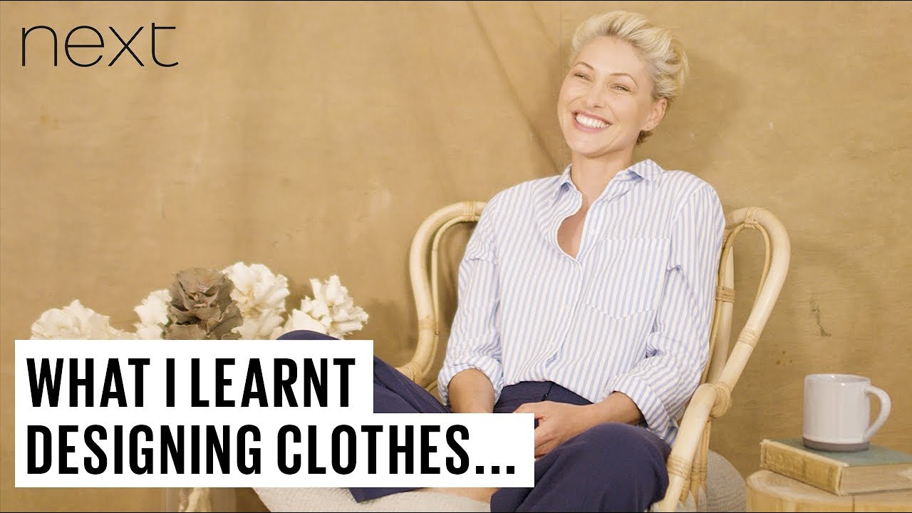 2b7b82fe201 New Emma Willis Collection: What I've Learned Designing Clothes ...