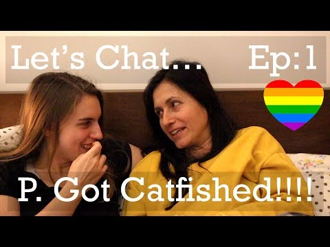 Falling For Straight Women & Online Dating Disasters | Let's Chat Ep:1