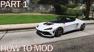 How To Install Mods On Gta 5 Pc No Steam