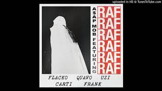 A$AP Rocky - RAF (Audio) ft. Playboi Carti, Quavo, Lil Uzi Vert, Frank Ocean INSTA @flsforza
