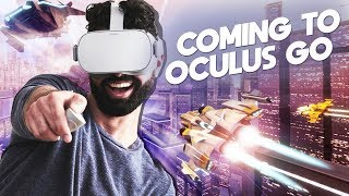 LET'S OCULUS GO!! 20 Best Oculus Go Games Coming Soon