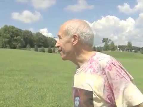 Francis Dumaurier - Woodstock - France 2 Interview