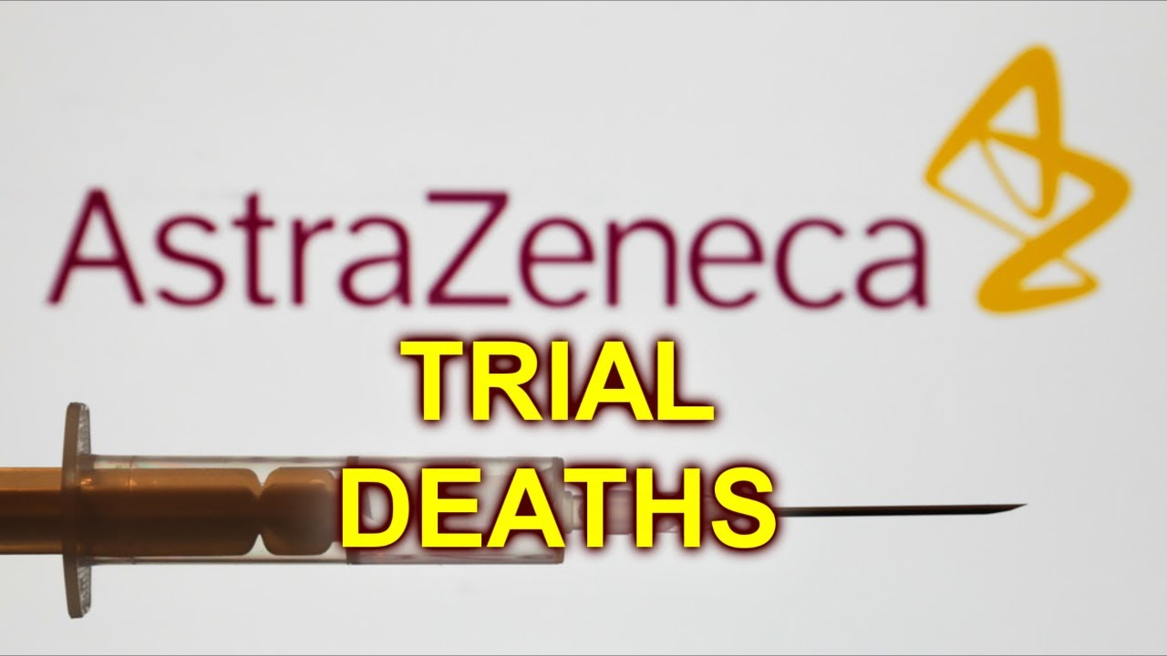 Vacc*ne Trial deaths...actually more than reported here