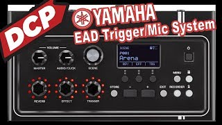 Yamaha EAD10 Electronic Acoustic Drum Module - TESTED!
