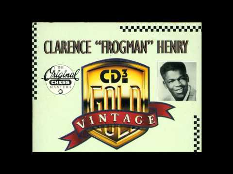 I DON'T KNOW WHY BUT I DO--Sung by Clarence