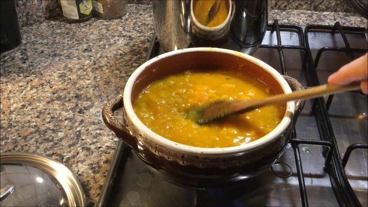 Pasta e cocozza ricetta n 114 dal libro la cucina napoletana di car la francesconi youtube - Ricette cucina napoletana ...
