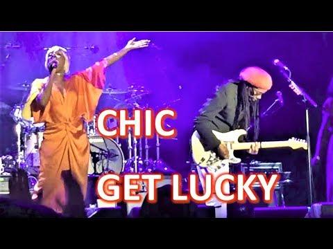 Chic - Get Lucky - Copenhagen 2017
