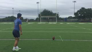 40s 45s and 50s plus 45 to win the cowboys kicking challenge k p pablo mondragon c o 2017