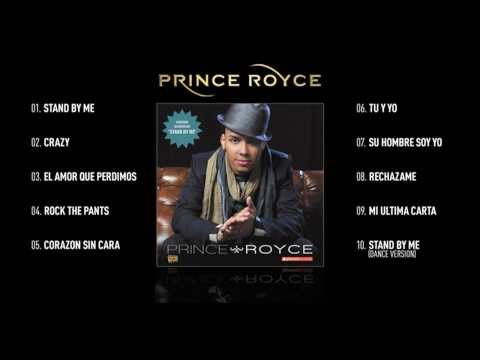 """PRINCE ROYCE MIX ► """"PRINCE ROYCE"""" COMPLETE FIRST ALBUM ► VIDEO HIT MIX"""