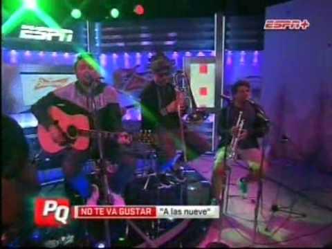 NO TE VA GUSTAR Chau y A las Nueve ESPN+ En Vivo