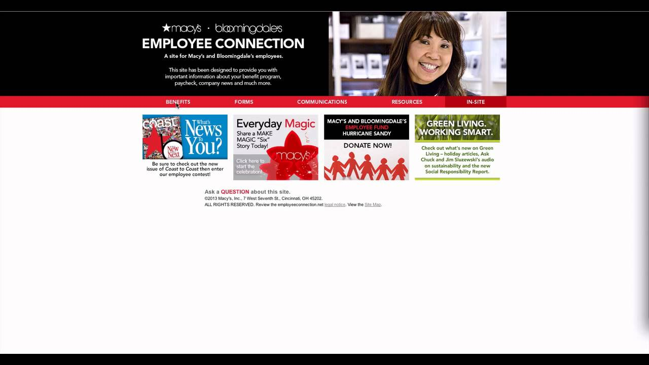 learn how to use www.employeeconnection website in simple steps