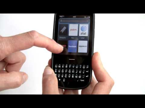 Palm Pixi Plus on AT&T Video Review