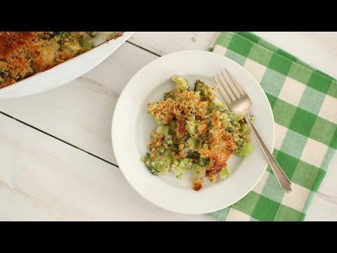 Broccoli Gratin - Everyday Food with Sarah Carey