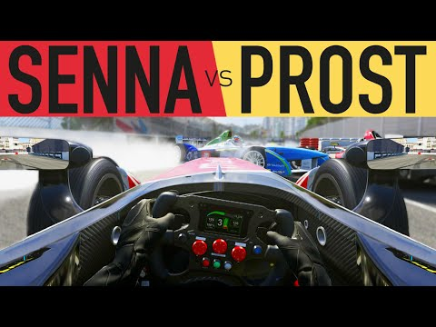 Racing Drivers vs Gamers - FORZA 6 Race Off Finale!