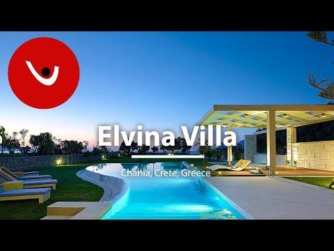 Elvina Villa to Rent in Chania Crete Greece | Unique Villas | uniquevillas.gr