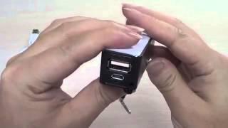 A5 Portable Perfume Power Bank