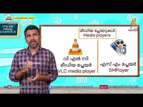 KITE VICTERS STD 07 Information and communications Technology Class 06 (First Bell-ഫസ്റ്റ് ബെല്)