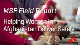 A Sisterhood of Women in an Afghanistan Hospital #IWD2017