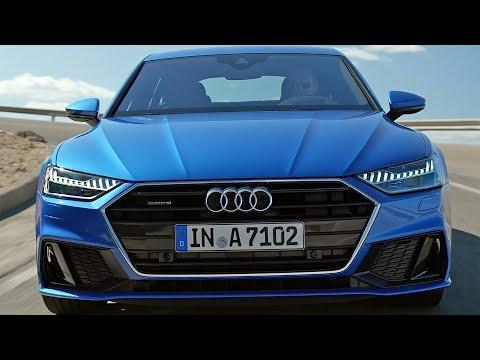 Audi A7 Sportback (2018) Features, Design, Driving - Dauer: 14 Minuten