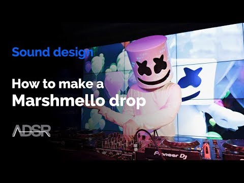 How To Make A Marshmello Style Drop