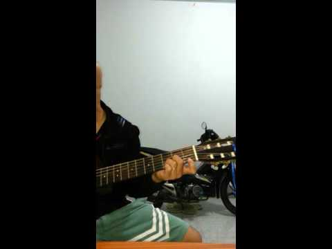 Dem buon tinh le guitar