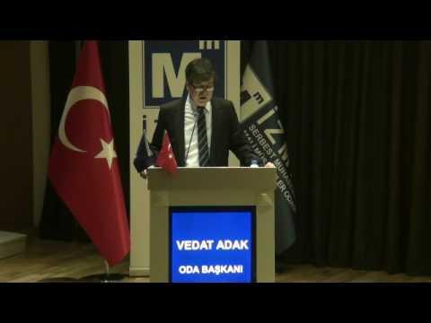 """""""İzmir Sunumu"""" 16 Türkiye Muhasebe Standartları Sempozyumu"""