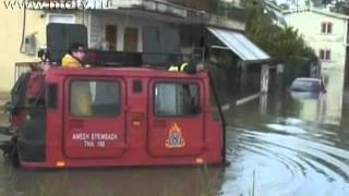 Юг Греции охватило наводнение, один погибший(, 2012-02-06T07:32:58.000Z)